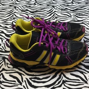 Adidas Thrasher trail hike runner size 8 woman's
